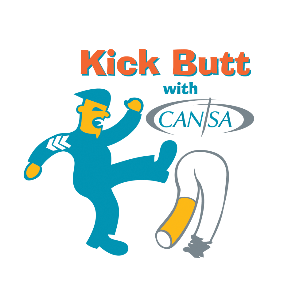 Kick Butt, CANSA's quit smoking programme