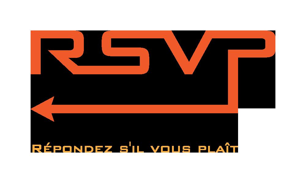 RSVP Logo design